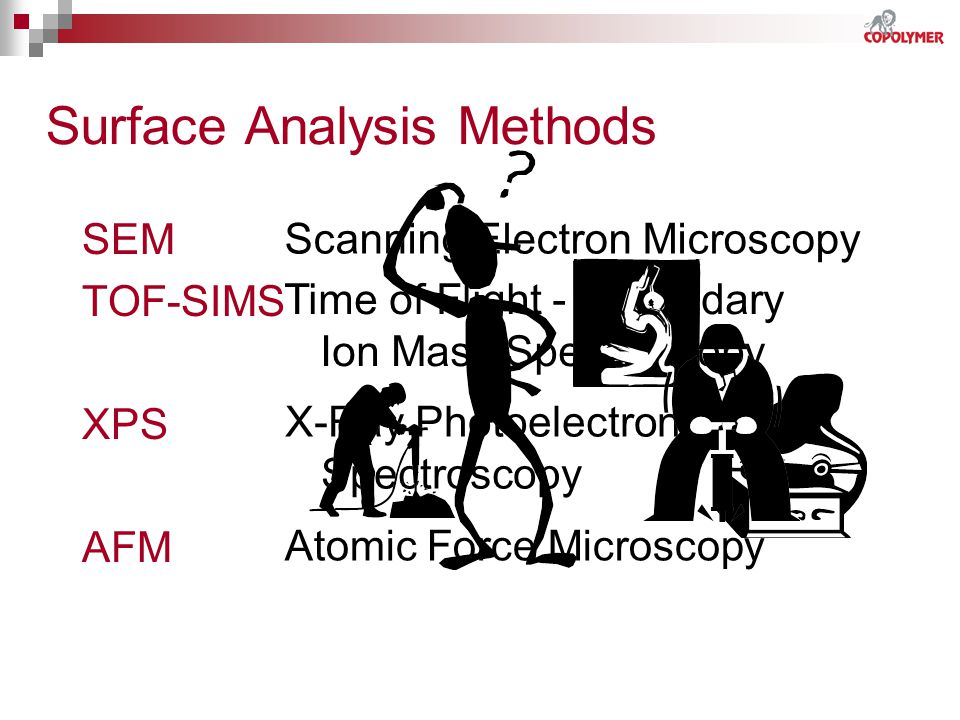 Surface Analysis Methods