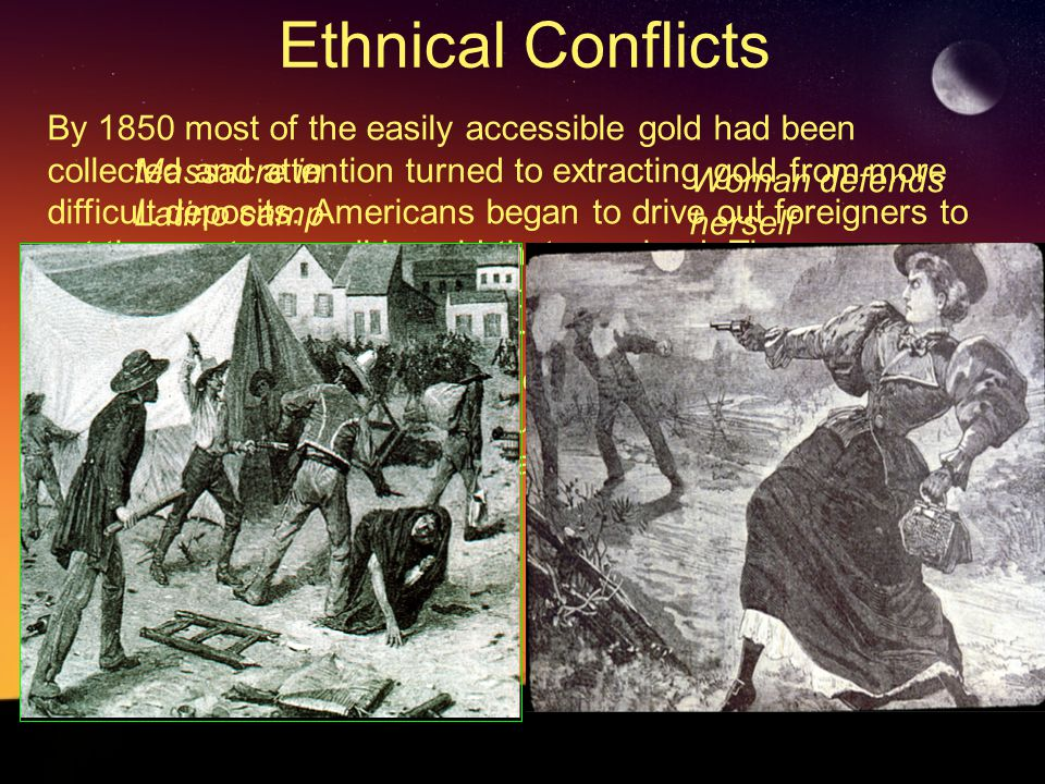 Ethnical Conflicts