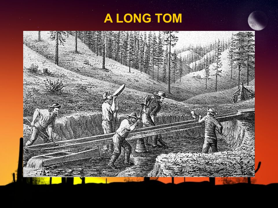 A LONG TOM