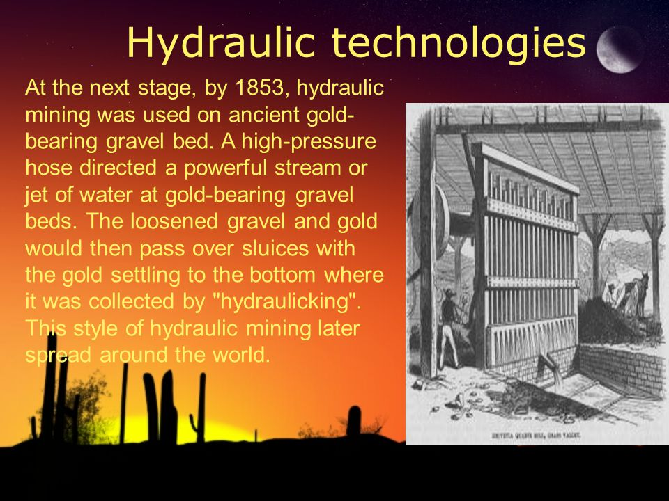 Hydraulic technologies