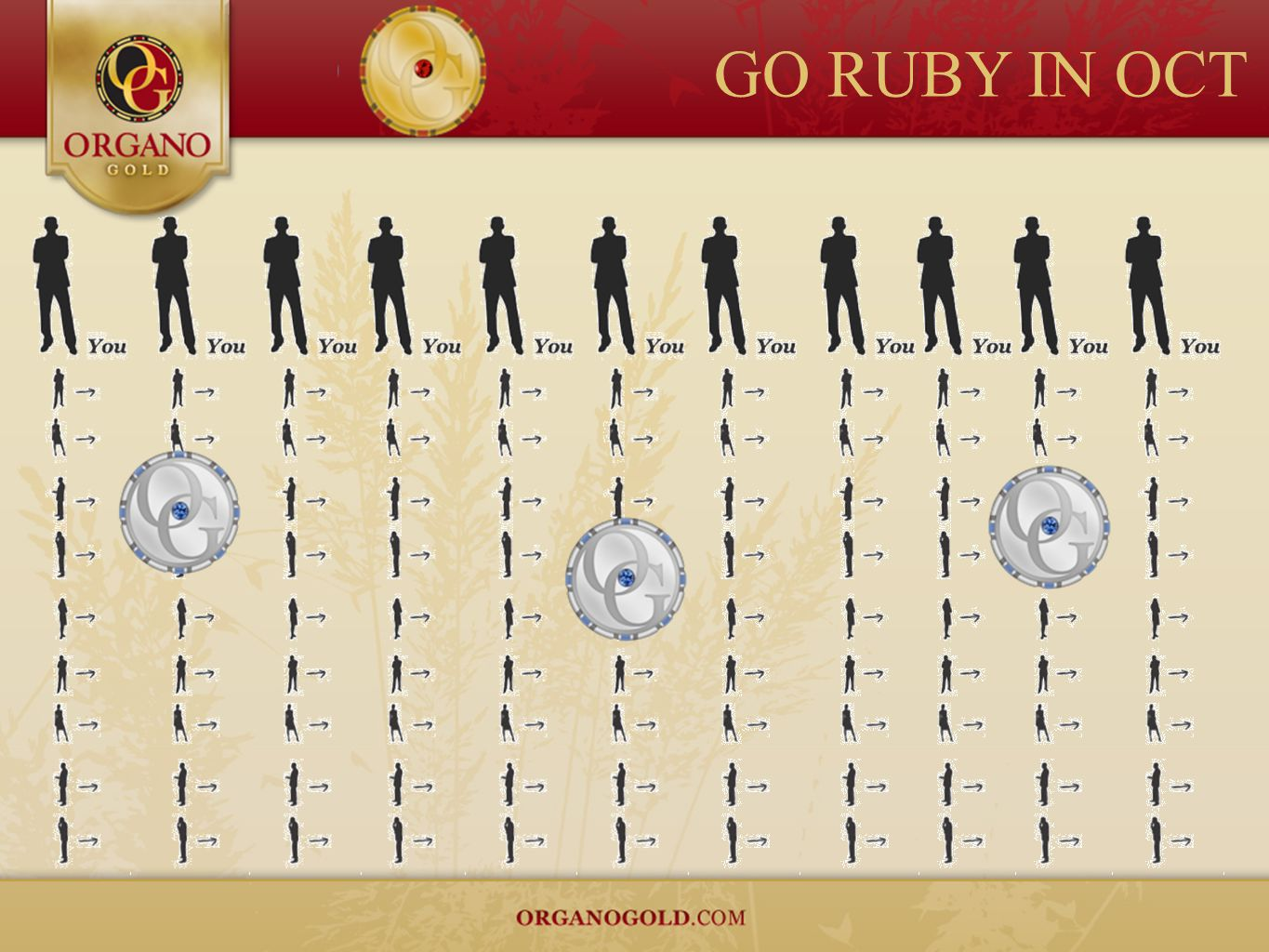 GO RUBY IN OCT
