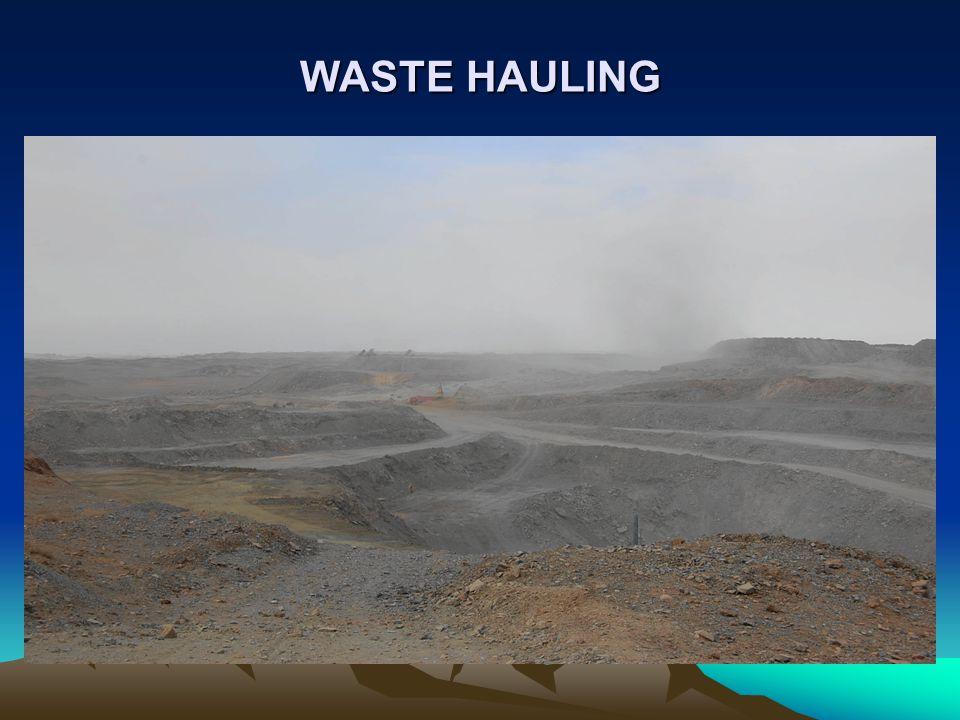 WASTE HAULING