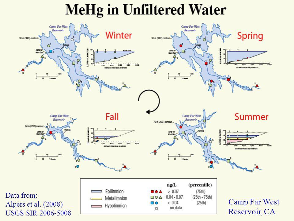 Camp Far West Reservoir, CA