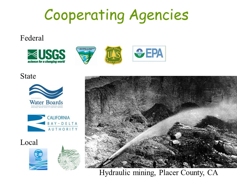 Cooperating Agencies Federal State Local