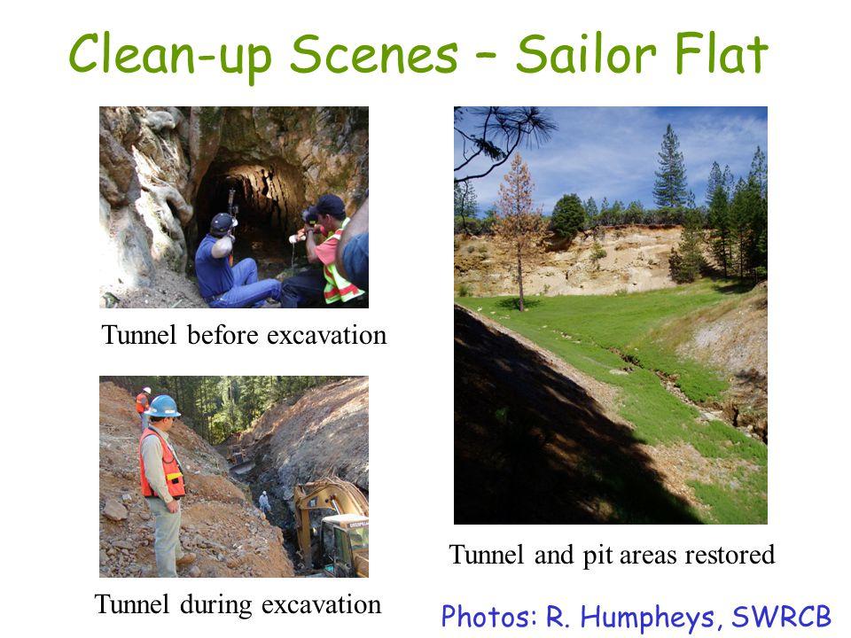Clean-up Scenes – Sailor Flat
