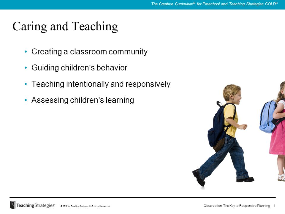Caring and Teaching Creating a classroom community
