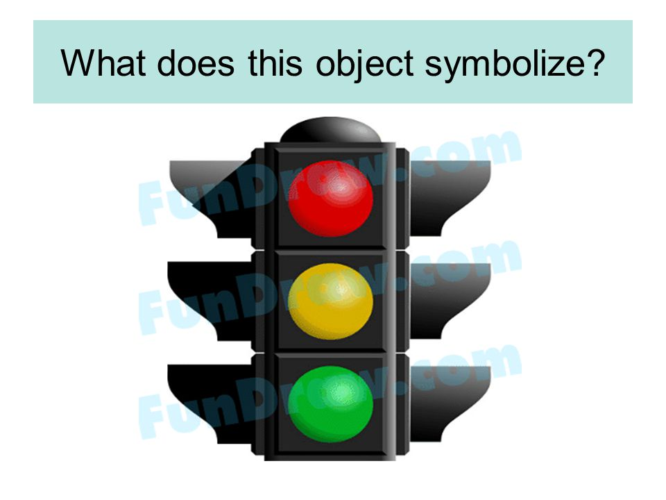 What does this object symbolize