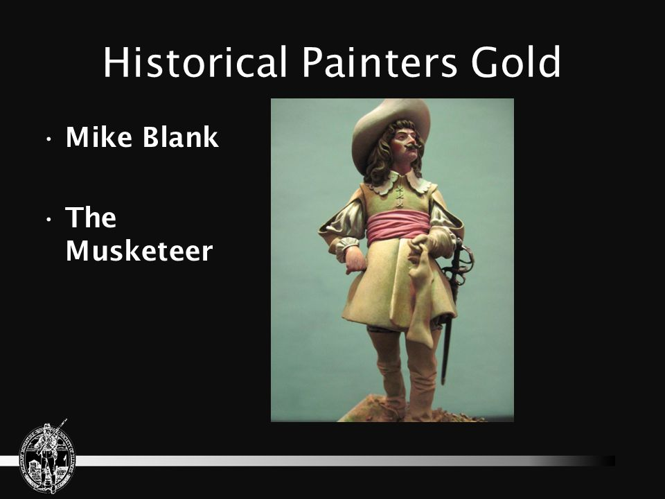 Historical Painters Gold