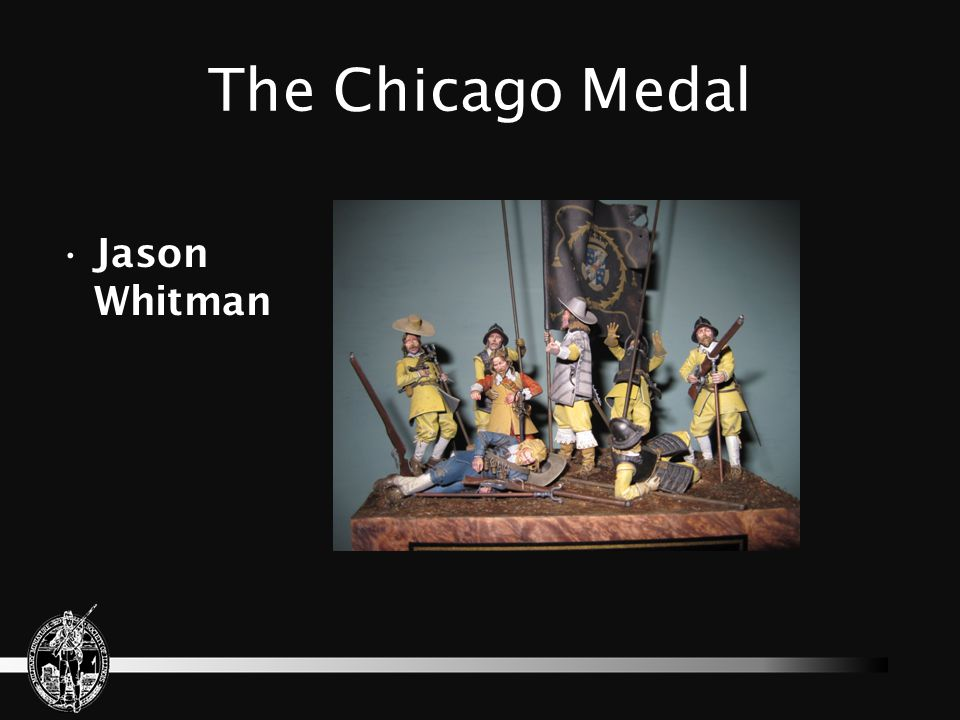 The Chicago Medal Jason Whitman