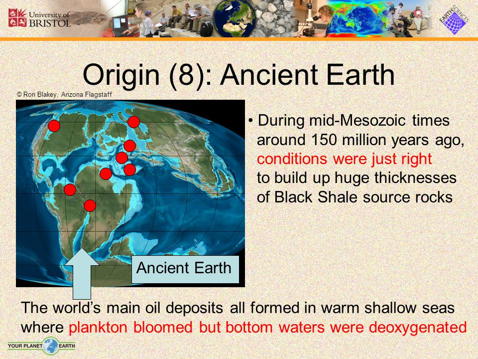 Origin (8): Ancient Earth