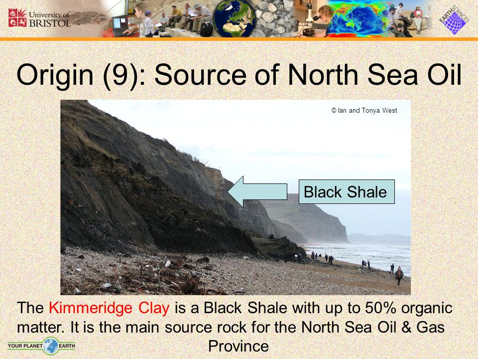 Origin (9): Source of North Sea Oil