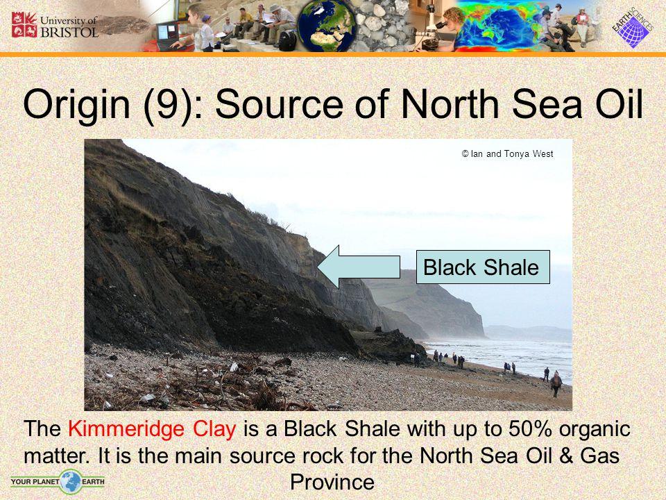 Origin (9): Source of North Sea Oil