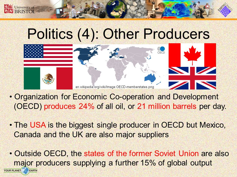 Politics (4): Other Producers