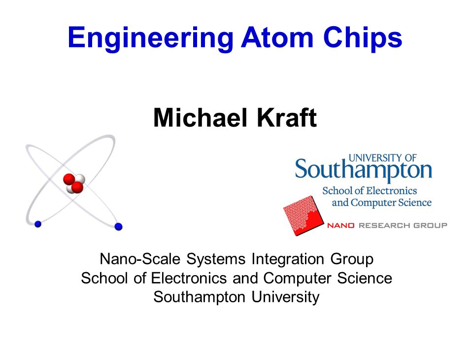 Engineering Atom Chips