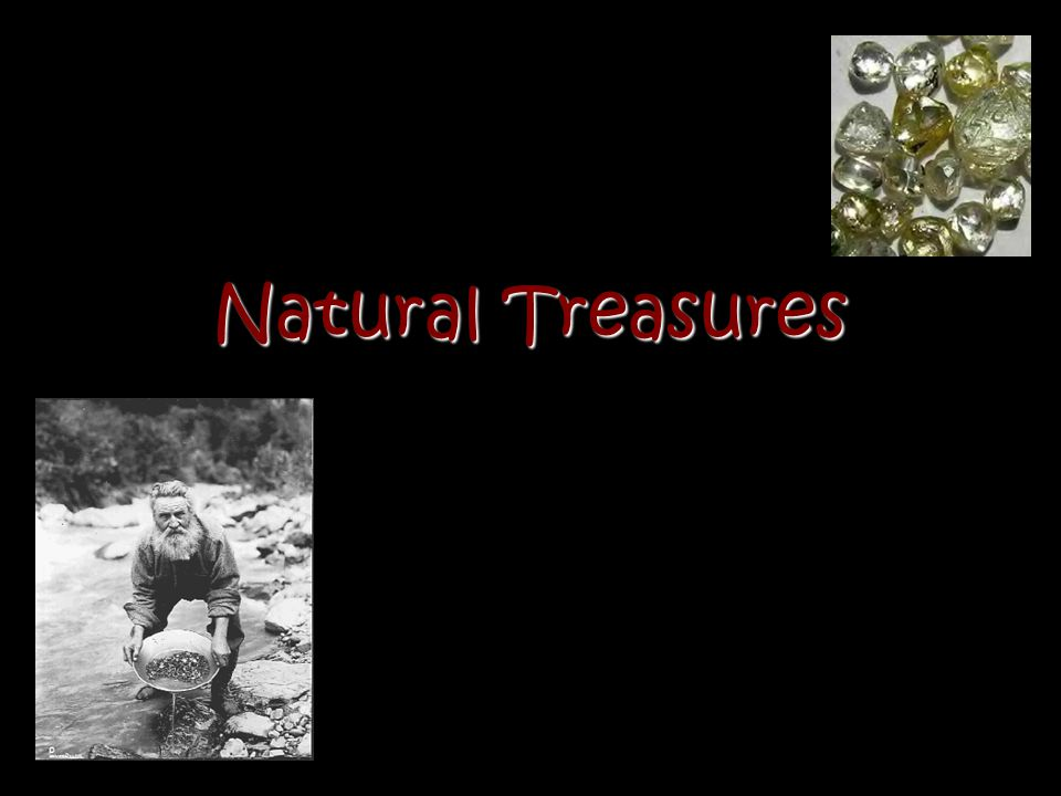 Natural Treasures