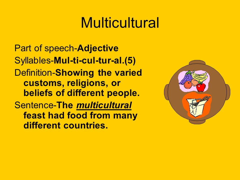 Multicultural Part of speech-Adjective Syllables-Mul-ti-cul-tur-al.(5)