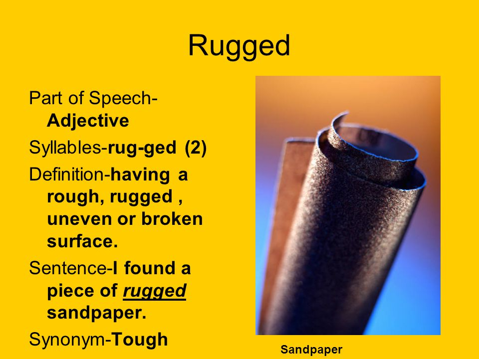 Rugged Part of Speech-Adjective Syllables-rug-ged (2)