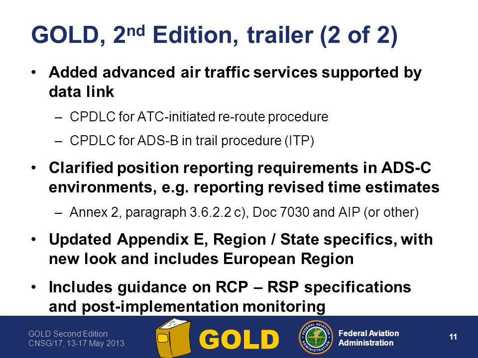 GOLD, 2nd Edition, trailer (2 of 2)