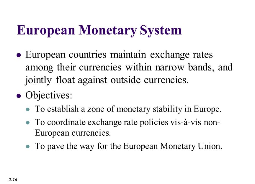 What Is the Euro The euro is the single currency of the European Monetary Union which was adopted by 11 Member States on 1 January 1999.