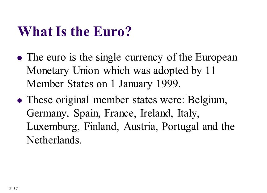 What are the Different Denominations of the Euro Notes and Coins