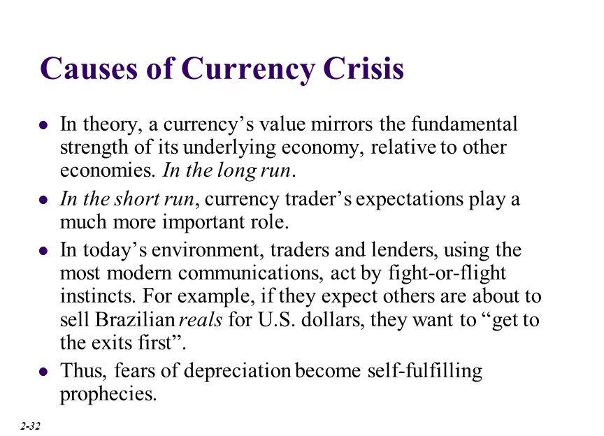 Fixed versus Flexible Exchange Rate Regimes