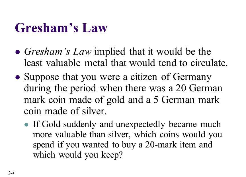 Classical Gold Standard: 1875-1914
