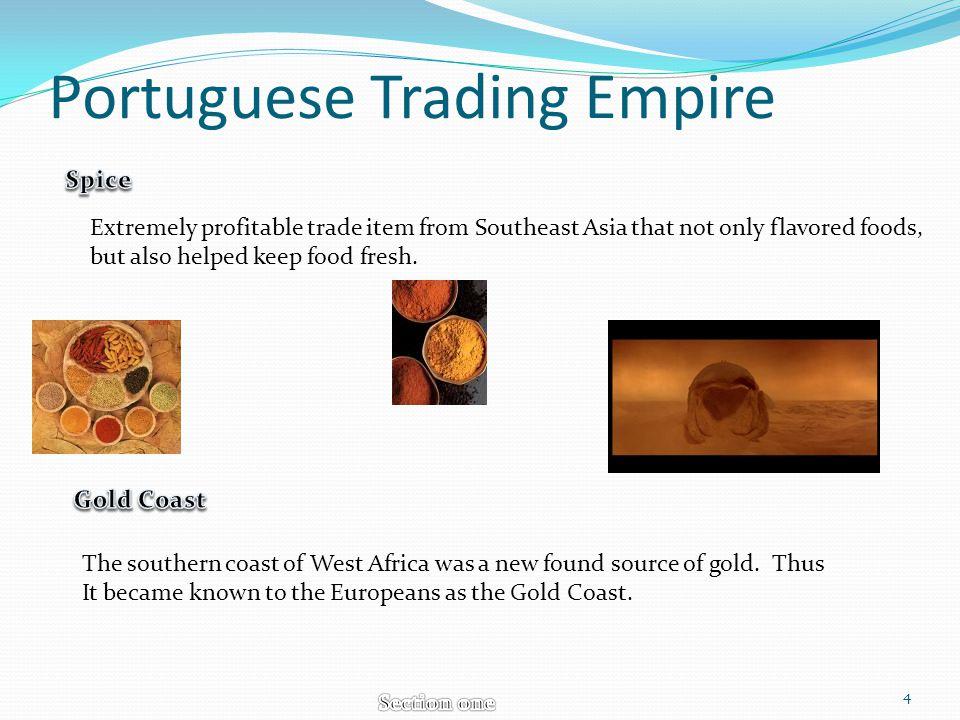 Portuguese Trading Empire