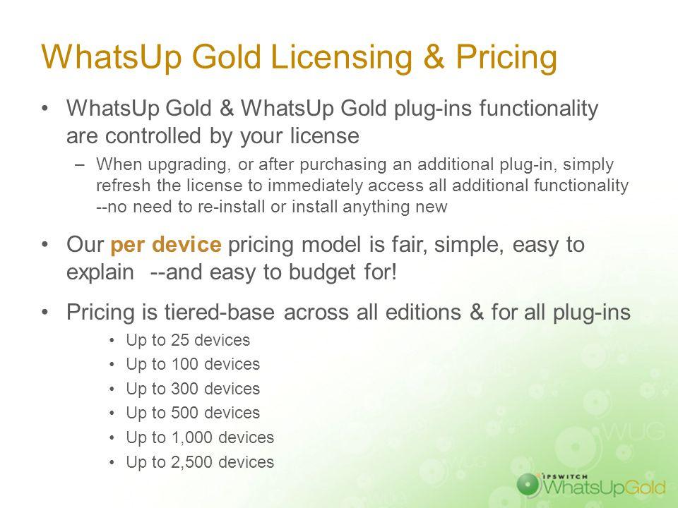 Licensing & Pricing 52 52