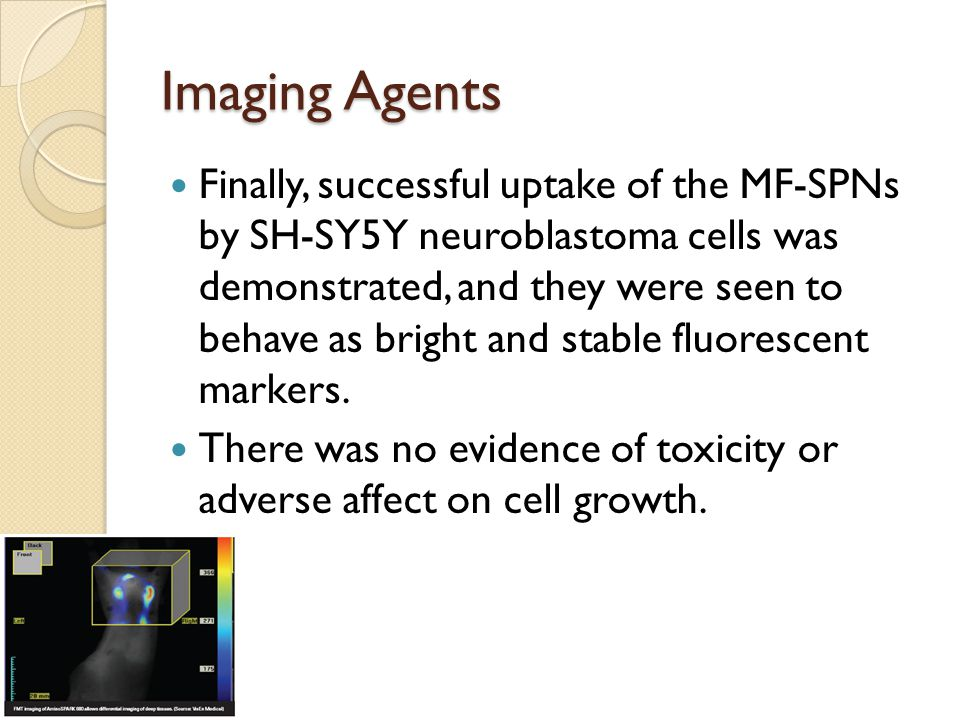 Imaging Agents