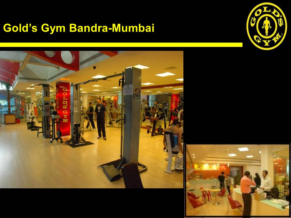 Gold's Gym Bandra-Mumbai