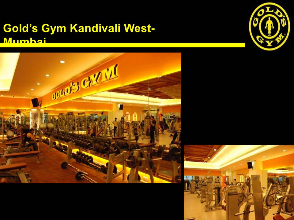 Gold's Gym Kandivali West-Mumbai