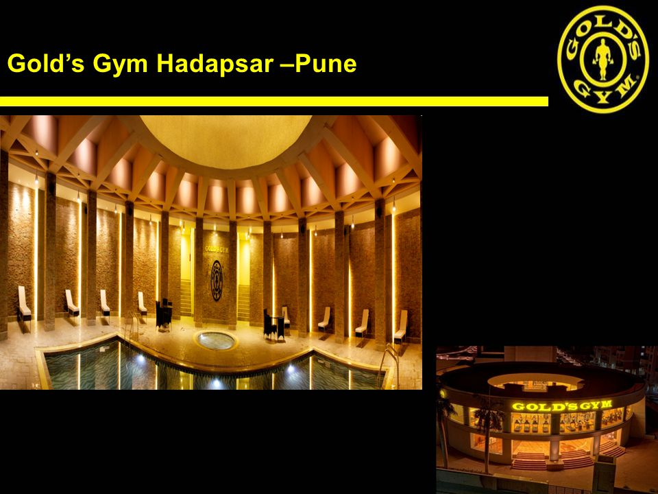 Gold's Gym Hadapsar –Pune