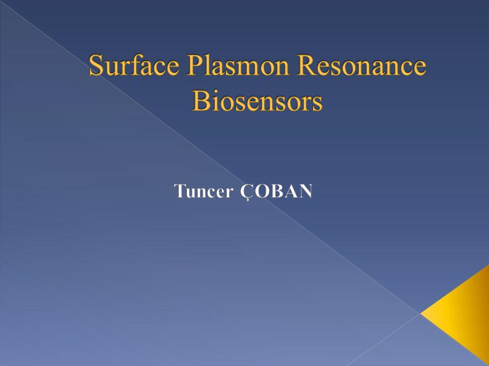 Surface Plasmon Resonance Biosensors