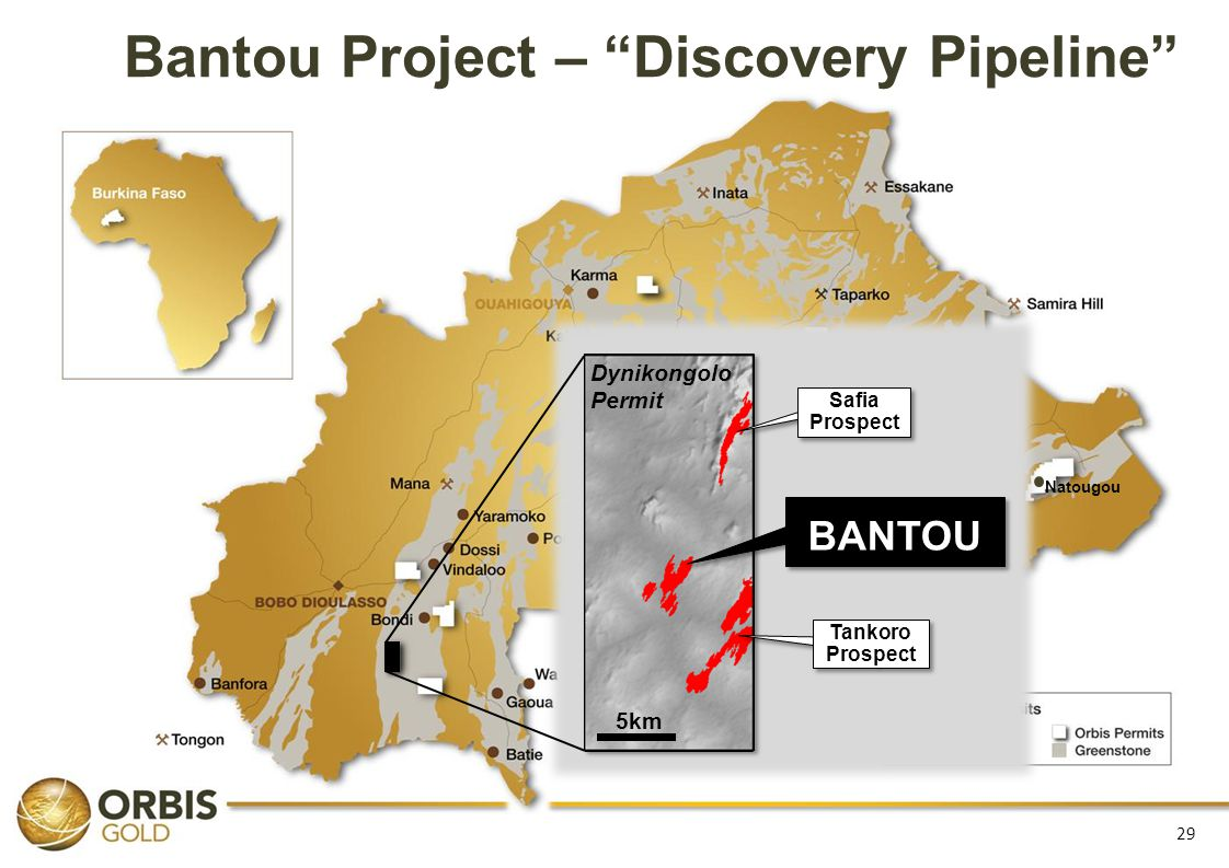Bantou Project – Discovery Pipeline