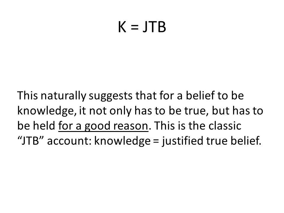 K = JTB