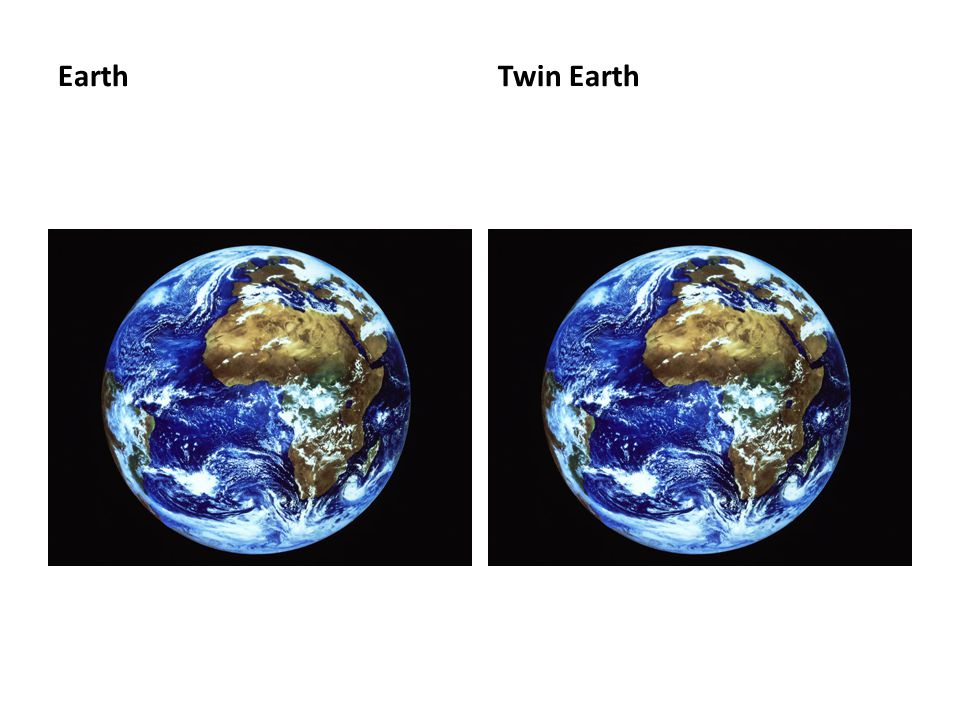 Earth Twin Earth