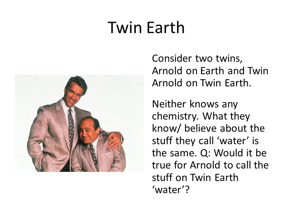 Twin Earth