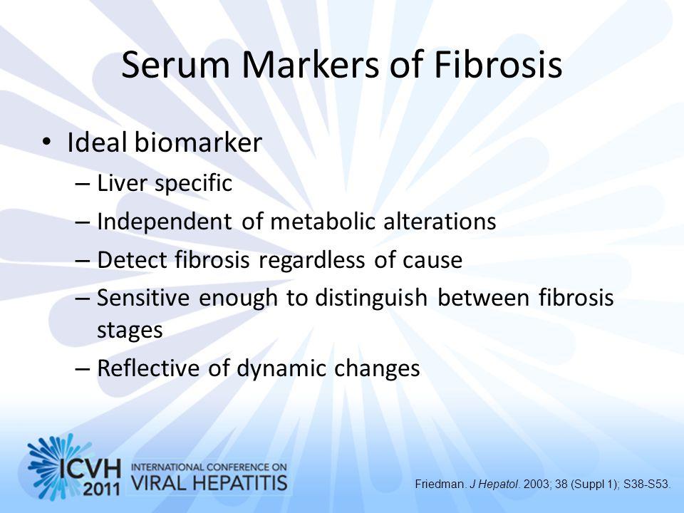 Serum Markers of Fibrosis