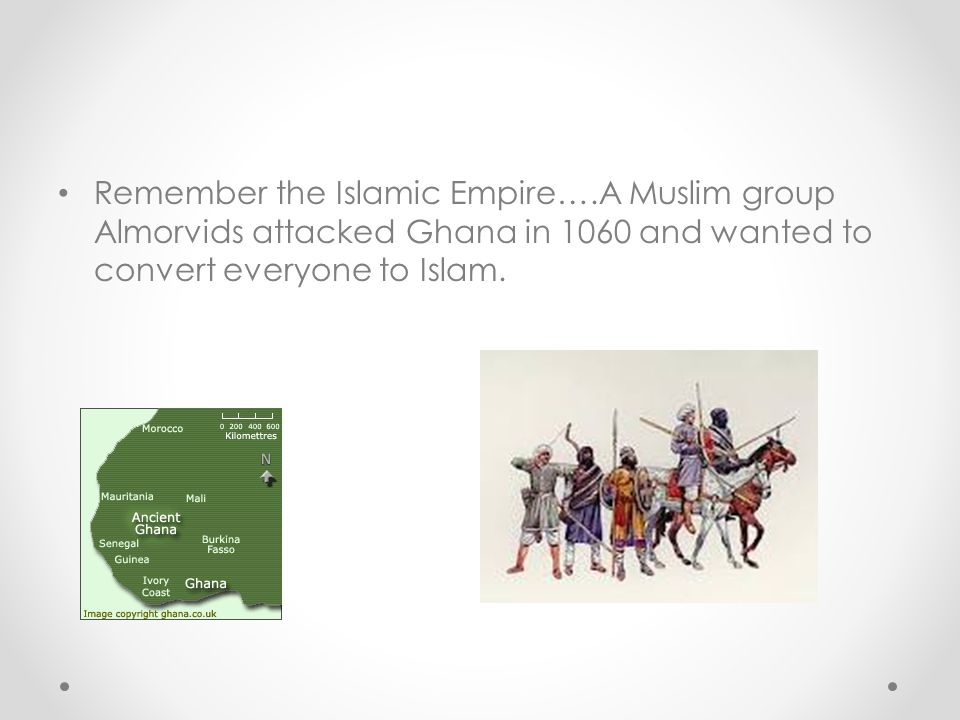 Remember the Islamic Empire…