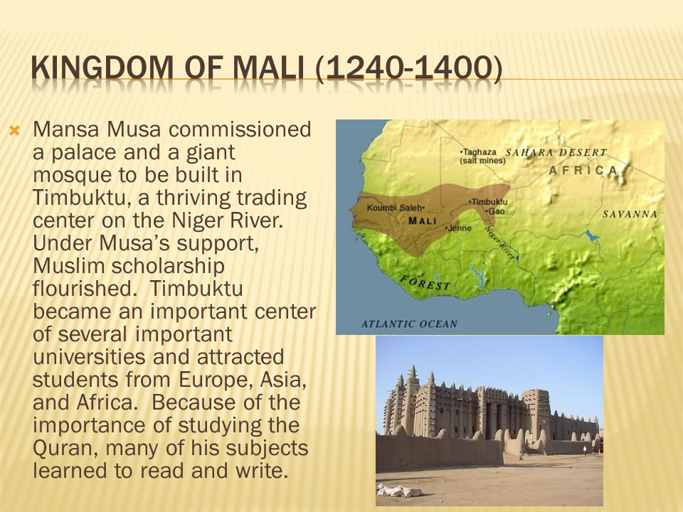 Kingdom of Mali ( )