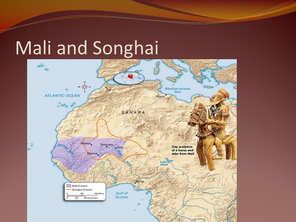 Mali and Songhai