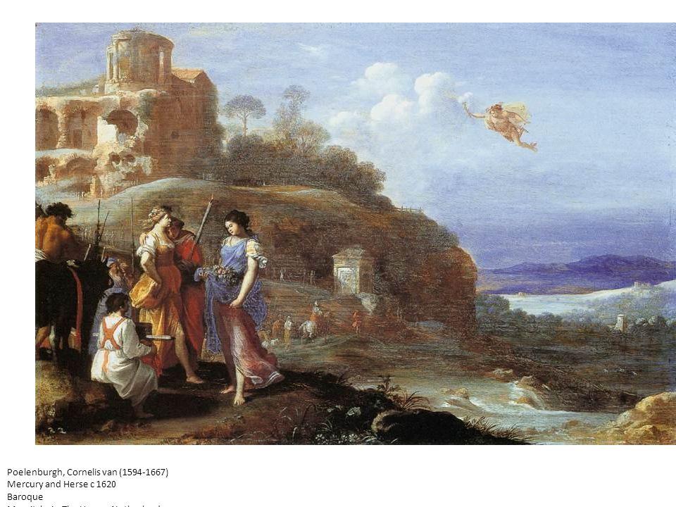 Poelenburgh, Cornelis van (1594-1667)