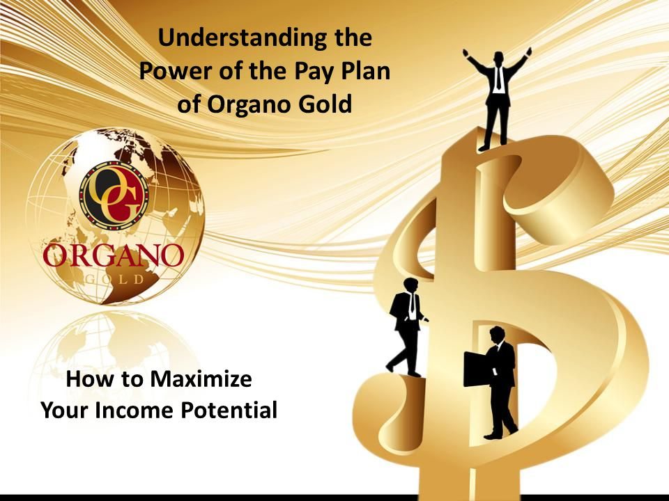 Understanding the Power of the Pay Plan of Organo Gold
