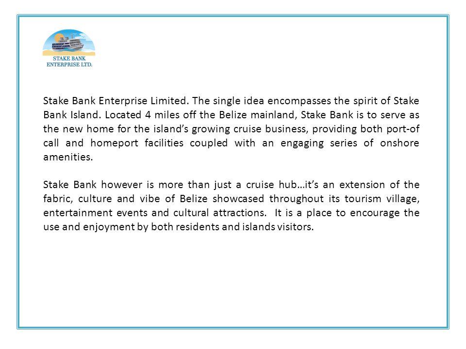 Stake Bank Enterprise Limited