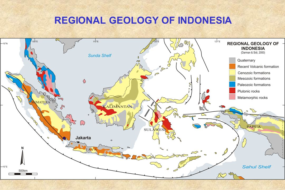 REGIONAL GEOLOGY OF INDONESIA