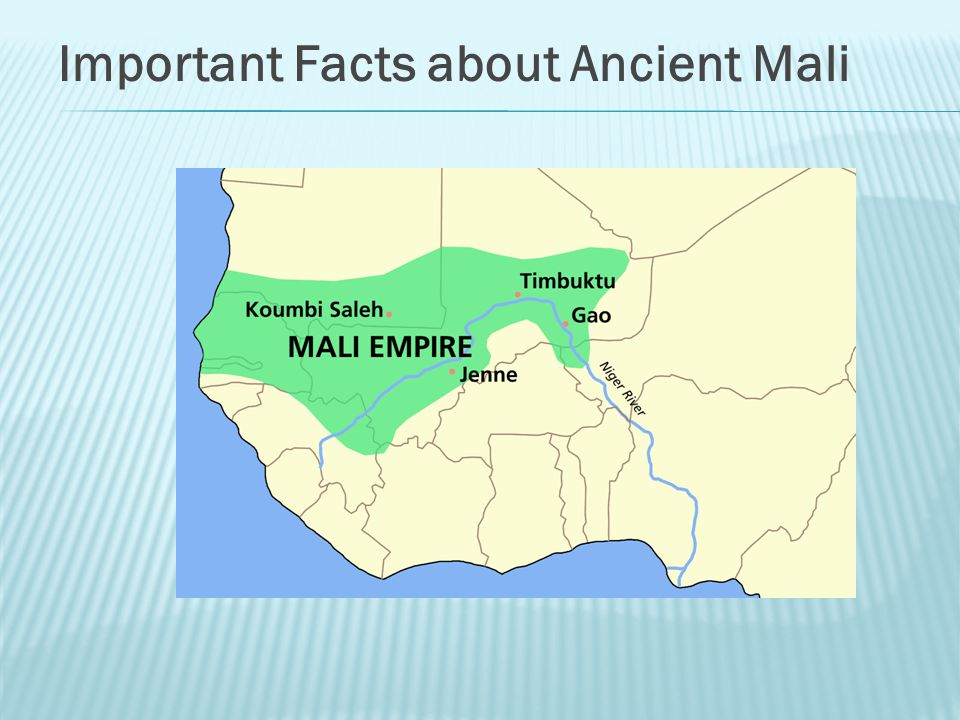Important Facts about Ancient Mali