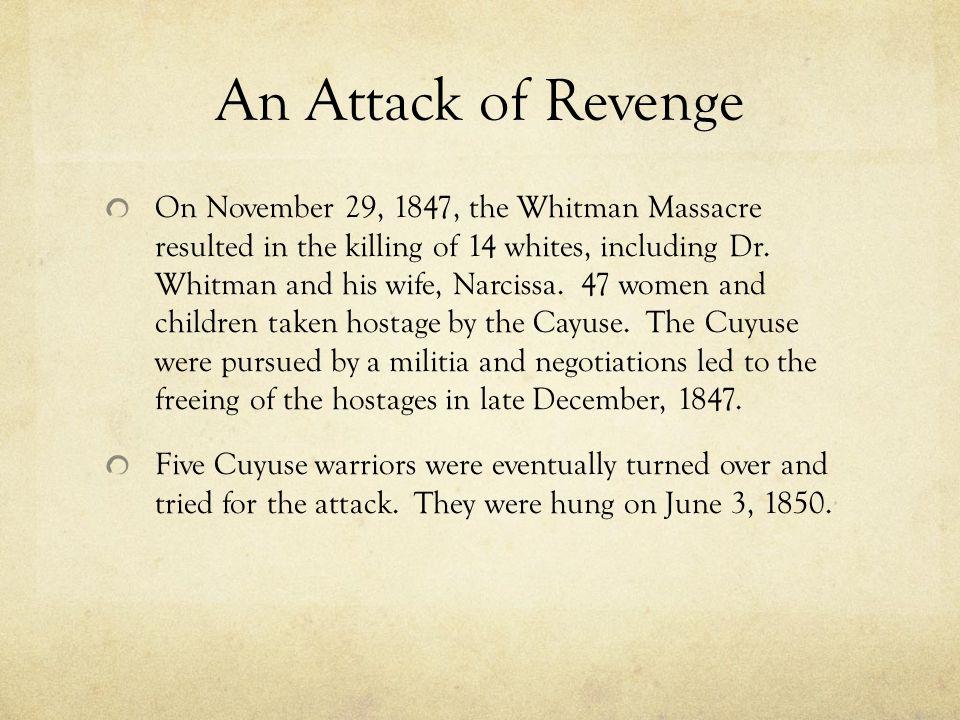 An Attack of Revenge