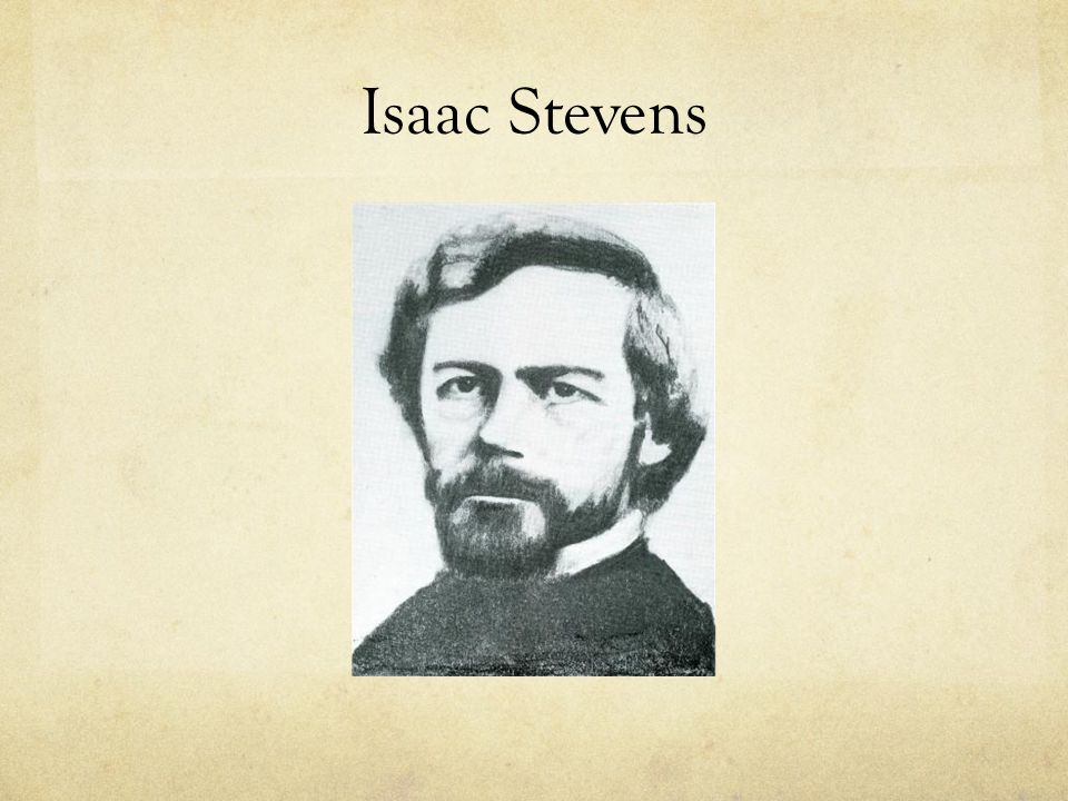 Isaac Stevens