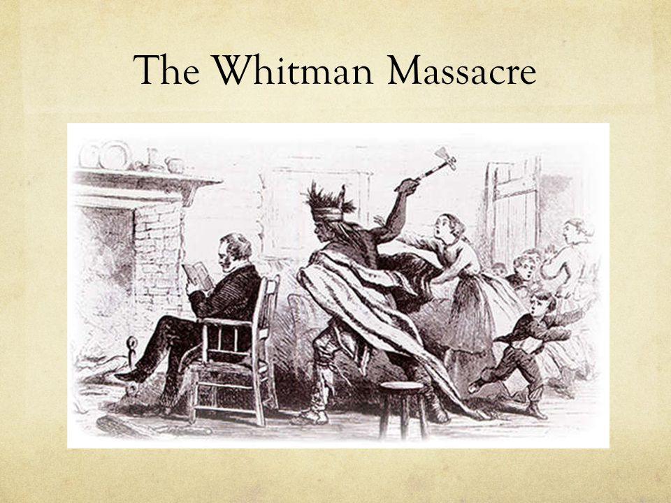 The Whitman Massacre