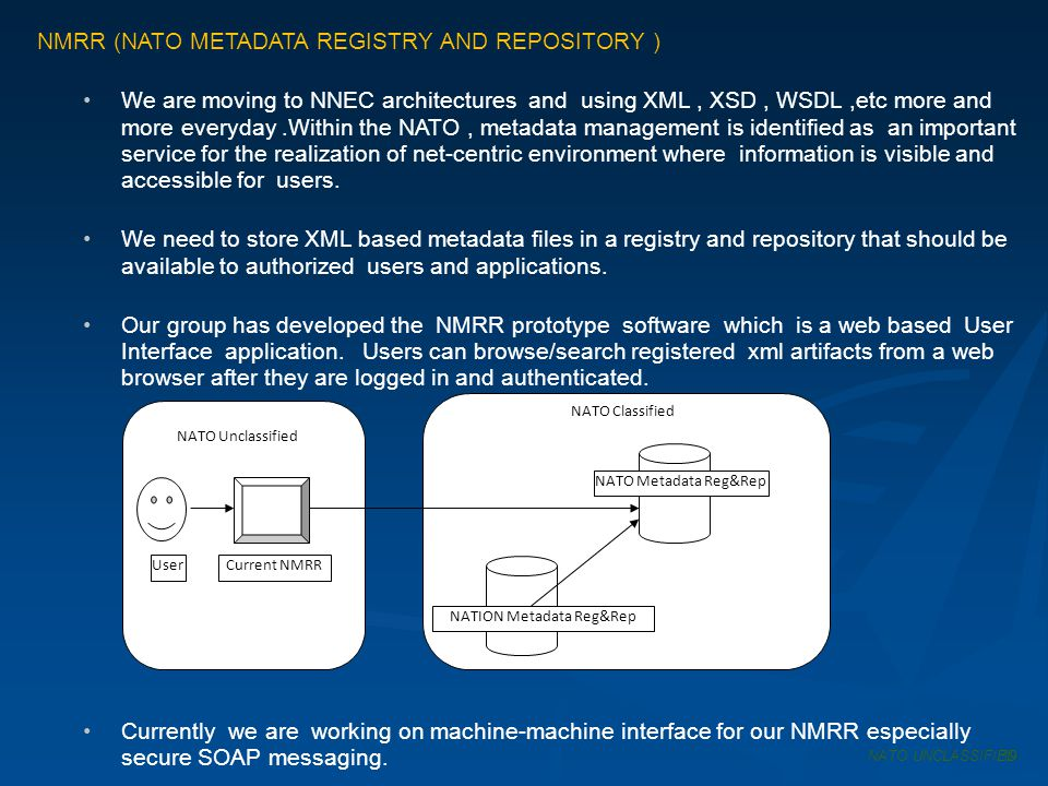 NATION Metadata Reg&Rep